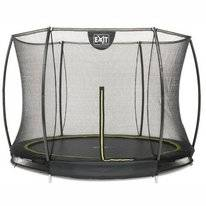 Trampoline EXIT Toys Inground Silhouette 305 Safetynet