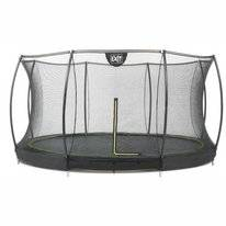 Trampoline EXIT Toys Inground Silhouette 427 Safetynet