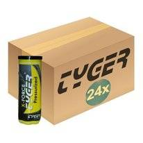 Tennisbal Tyger X-Force (Doos 24 x 3-Tin)