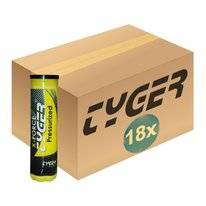 Tennisbal Tyger X-Force (Doos 18 x 4-Tin)