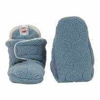 Babysloffen Lodger Slipper Fleece Botanimal Ocean