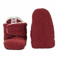 Babysloffen Lodger Slipper Fleece Botanimal Parrot