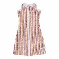 Babyslaapzak Lodger Hopper Sleeveless Stripe Xandu Nocture