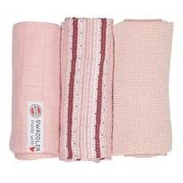 Multidoek Lodger Swaddler Empire Stripe Sensitive (3-Delig)