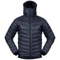 Jas Bergans Men Slingsby Down Hood Dark Fogblue