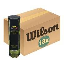 Tennisbal Wilson US Open XD 4-Tin Yellow (Doos 18x4)