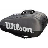 Tennistas Wilson Team 3 Compartment Grey Black