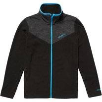 Fleecejacke O'Neill Boys Rails Full Zip Fleece Black Out Kinder