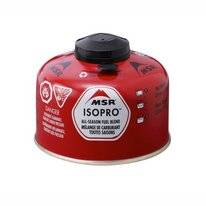 Gas Cylinder MSR IsoPro Canister Europe 113g