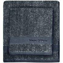 Serviette Invité Marc O'Polo Melange Anthracite Silver