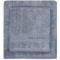 Serviette de Toilette Marc O'Polo Melange Smoke Blue Off White
