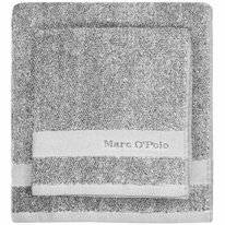 Serviette de Toilette Marc O'Polo Melange Grey White