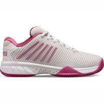 Tennisschoen K Swiss Women Hypercourt Express 2 HB Cactus Flower Nimbus Cloud White