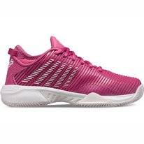Tennisschoen K Swiss Women Hypercourt Supreme HB Cactus Flower Nimbus Cloud White
