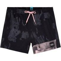 Boardshort O'Neill Men Textured Black Aop