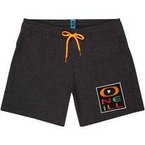 Boardshort O'Neill Men Re-Issue Logo Black Out