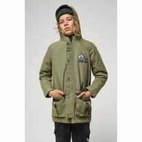 Jas O'Neill Boys Charger Parka Winter Moss