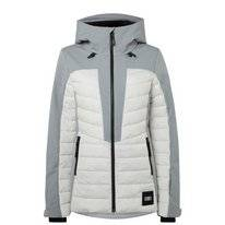 Skijacke O'Neill Baffle Igneous Jacket Powder White Damen