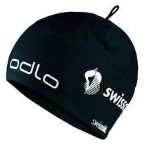 Muts Odlo Hat Polyknit Fan Warm Swiss Fan With Swisscom 2010