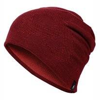 Muts Odlo Hat Mid Gage Reversible Warm Syrah Fiery Red