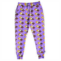 Pants SNURK Women Chocolate Dream Purple