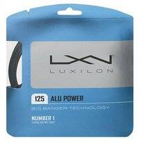 Tennissnaar Luxilon Big Banger Alu Power 125 String 1.25mm/12m