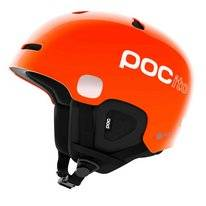 Skihelm POC POCito Auric Cut SPIN Fluorescent Orange