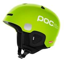 Skihelm POC POCito Auric Cut SPIN Fluorescent Yellow / Green