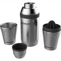 Cocktail Shaker Stanley Adventure Happy Hour System Stainless Steel (6-teilig)