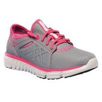 Wanderschuh Regatta Marine Sport Rock Grey Hot Pink Kinder