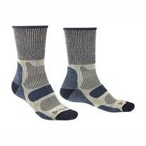 Sok Bridgedale Unisex Hike Lightweight Cotton Cool Comfort Indigo