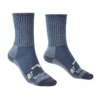 Chaussette Bridgedale Junior Hike All Season Merino Comfort Storm Blue