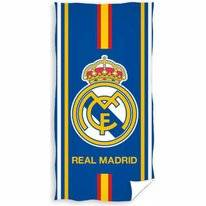 Strandlaken Real Madrid Stripe