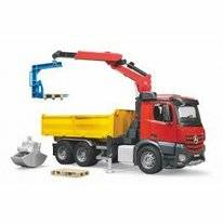 Bruder Mb Arocs Construction Truck 03651