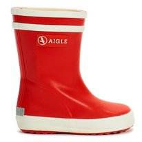 Wellies Aigle Baby Flac Rouge
