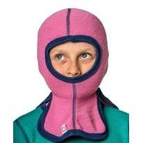Balaclava Woolpower 200 Sea Star Rose Large Kinder