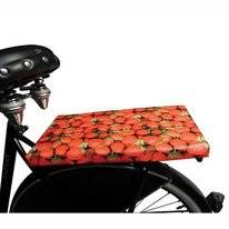 Bagagedragerkussen Bikecap Pillow Strawberries