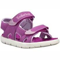 Timberland Toddler Perkins Row 2 Strap Pink
