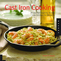 Kookboek Lodge Cast Iron Cooking: 50 Dishes from Entrees to Desserts