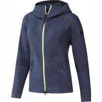 Tennis Hoodie Adidas Tennis ZNE Women Noble Indigo