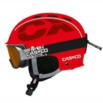 Skihelm Casco CX-3 Junior Red