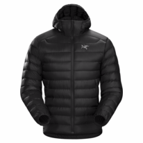 Jas Arc'teryx Men Cerium LT Hoody Black