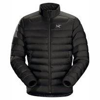 Jas Arc'teryx Men Cerium LT Jacket Black