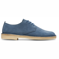 Clarks Originals Men Desert London Deep Blue