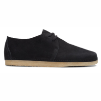 Clarks Originals Women Ashton Black Nubuck