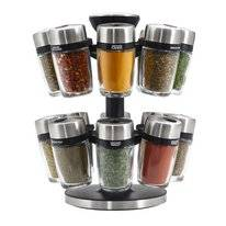 Spice Rack Cole & Mason 16 pc