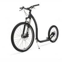Step Kickbike Cross Max 20D+ Matt Black