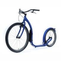 Step Kickbike Cruiser Max Cream Blue