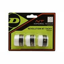 Tennisgriff Dunlop NT Tacky Overgrip White