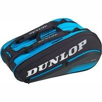 Tennistas Dunlop FX Performance 12 Racket Thermo Black Blue